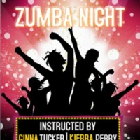 5.2 N Zumba Night hosted by Panhellenic