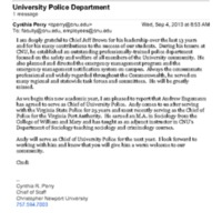 2.7 A universitypolice dept perry email 09042013.pdf