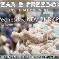 2.33 G-1 Fear 2 Freedom Cel event 102016