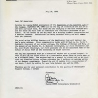1.8 D Letter from L. Barron Wood, Jr. to CNC Associates, July 29, 1986