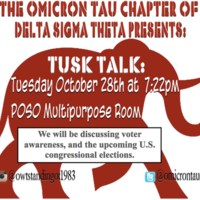 5.2 D Tusk Talk: Voter Awareness