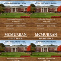 2.33 G-1 McMurran Study Space 2016exams