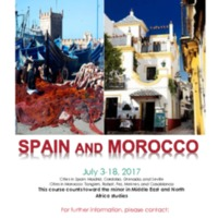 2.33 G-1 Spain_Morocco Study Abroad 2016