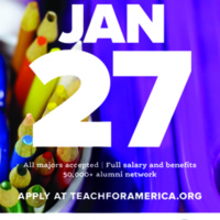 2.33 G-1 Teach for America due 01272017