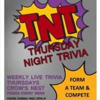 2.33 C Thursday Night Trivia (TNT)