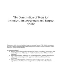 5.3 ZZZZN The Constitution of Peers for Inclusion, Empowerment and Respect (PIER)