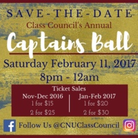 2.33 G-1 Captains Ball 02112017