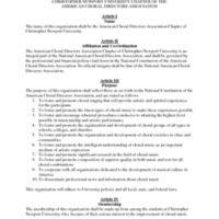5.3 ZP Constitution of the Christopher Newport University Chapter of the American Choral Directors Association
