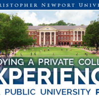2.1 D-2 Enjoying a Private College Experience at a Public University Price