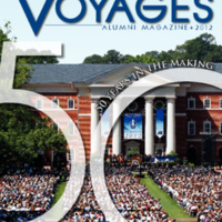 5.1 A-10 Voyages: Alumni Magazine: 50 Years in the Making, 2012