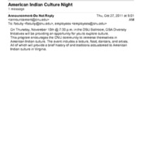 2.33 C American Indian Culture Night