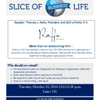 2.33 G-1 Slice of Business Life 102016