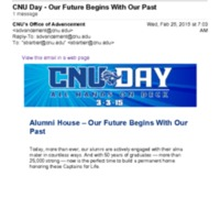 2.2 O CNU Day - Our Future Begins With Our Past