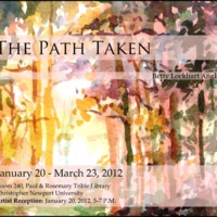 1.9 G The Path Taken: An Exhibition of work by Betty Lockhart Anglin