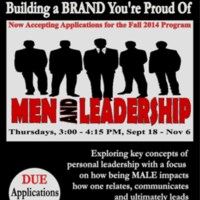 2.33 C Men & Leadership Program