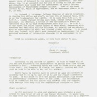 5.1 A-6 Email: 1st CNC Alumni Newsletter: Oct. 29, 1971