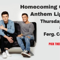 2.33 G-1 CAB presents... Anthem Lights. Anthem Lights 102016
