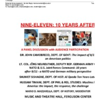 1.9 ZD Nine-Eleven Ten Years After