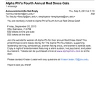 5.2 ZD Alpha Phi's Fourth Annual Red Dress Gala