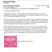 5.2 L Hoops for Hope