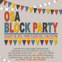 2.33 C OSA Block Party